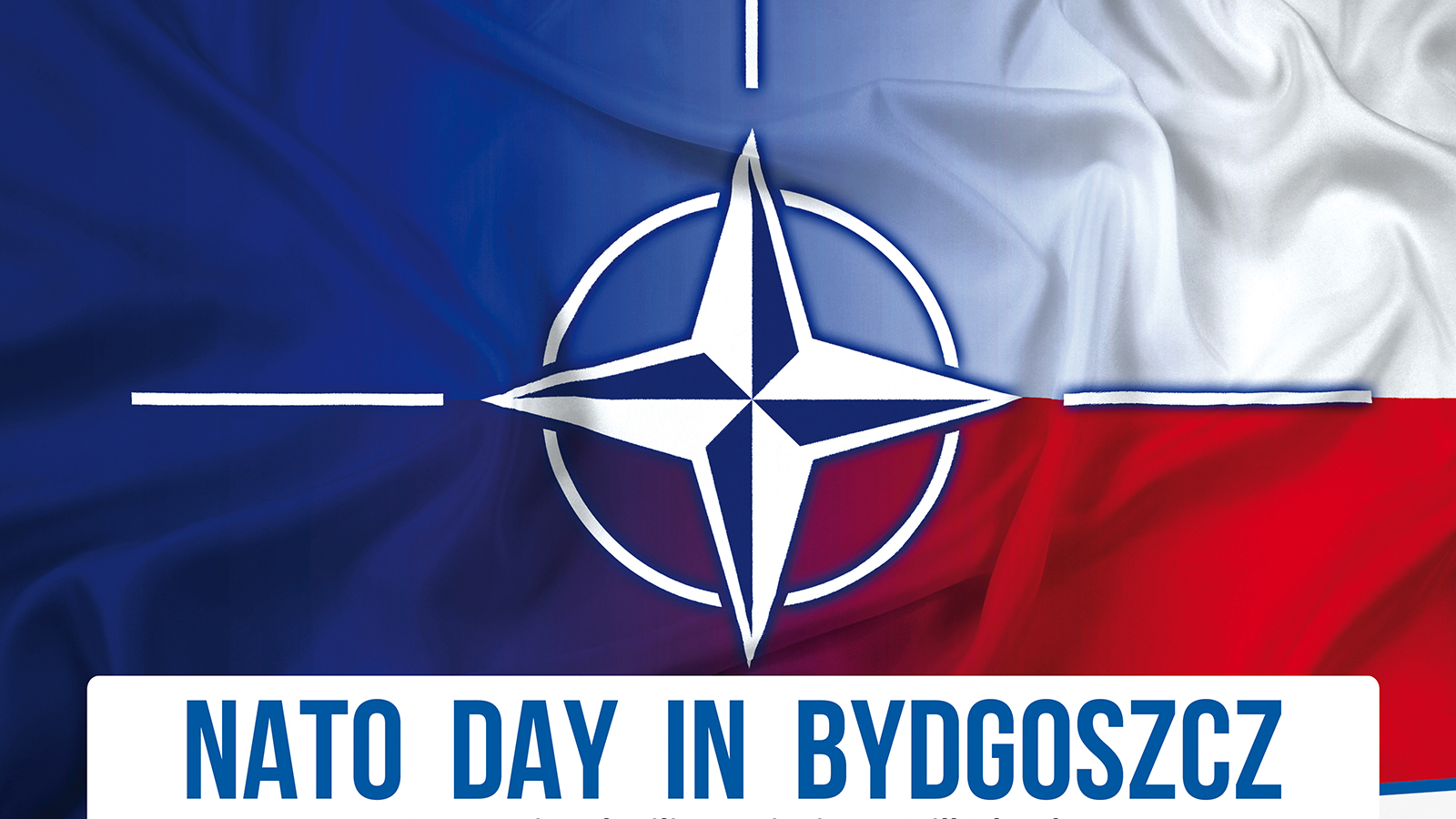 NATO Day in Bydgoszcz. Join us on 14 October!