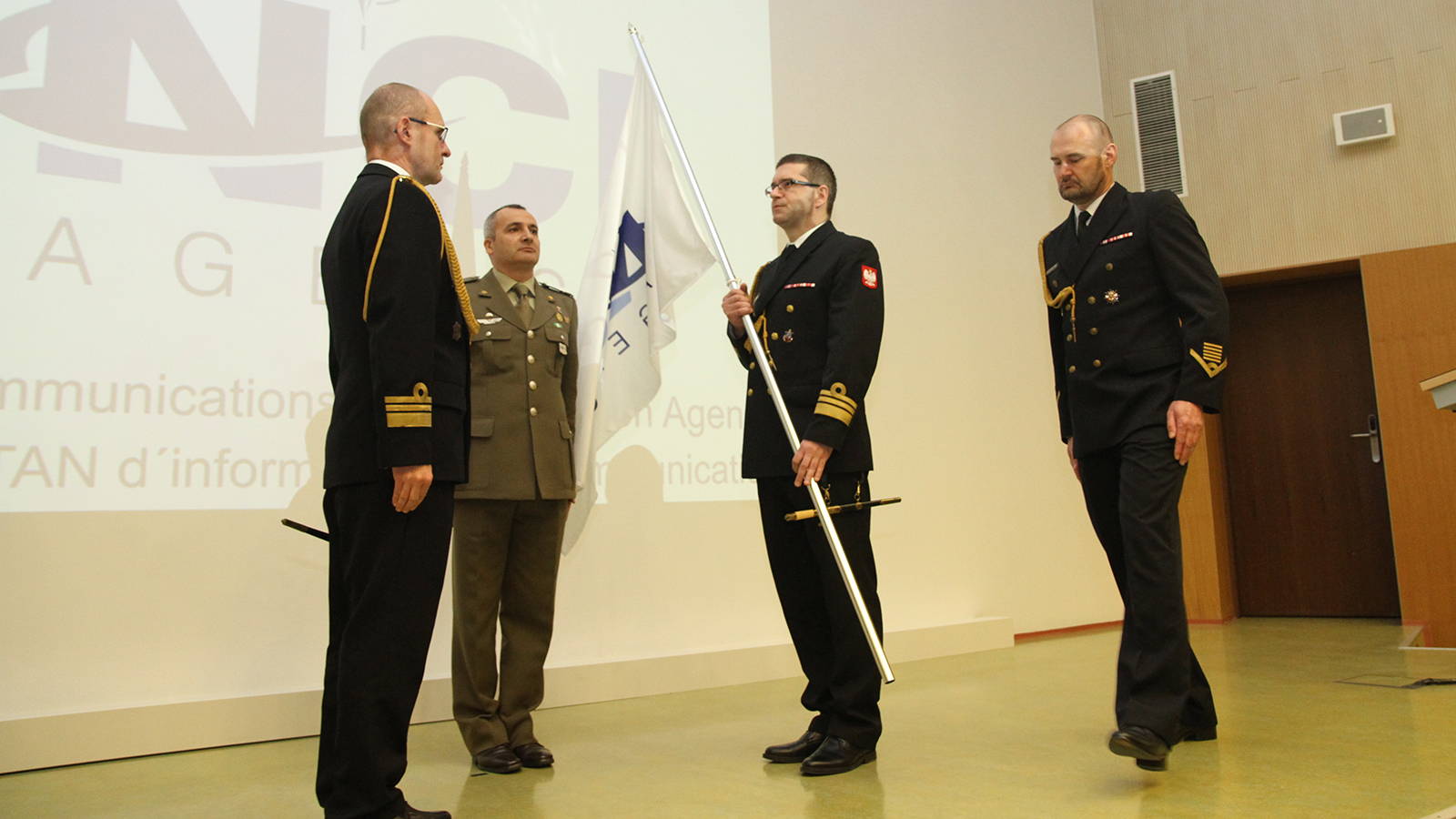 Change of Command at the Bydgoszcz CIS Support Unit