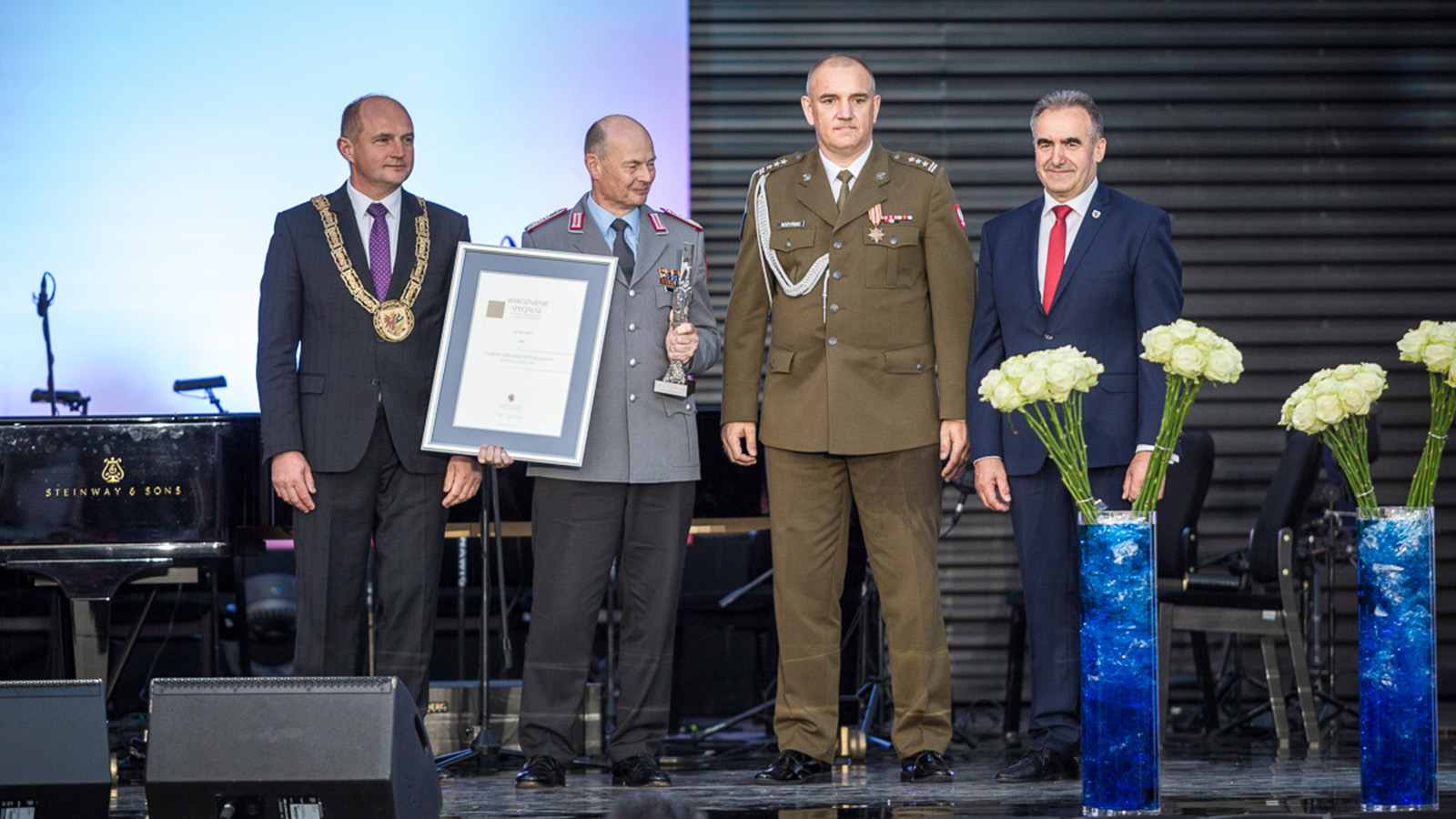 JFTC Honoured by Kuyavia and Pomerania Region's Authorities