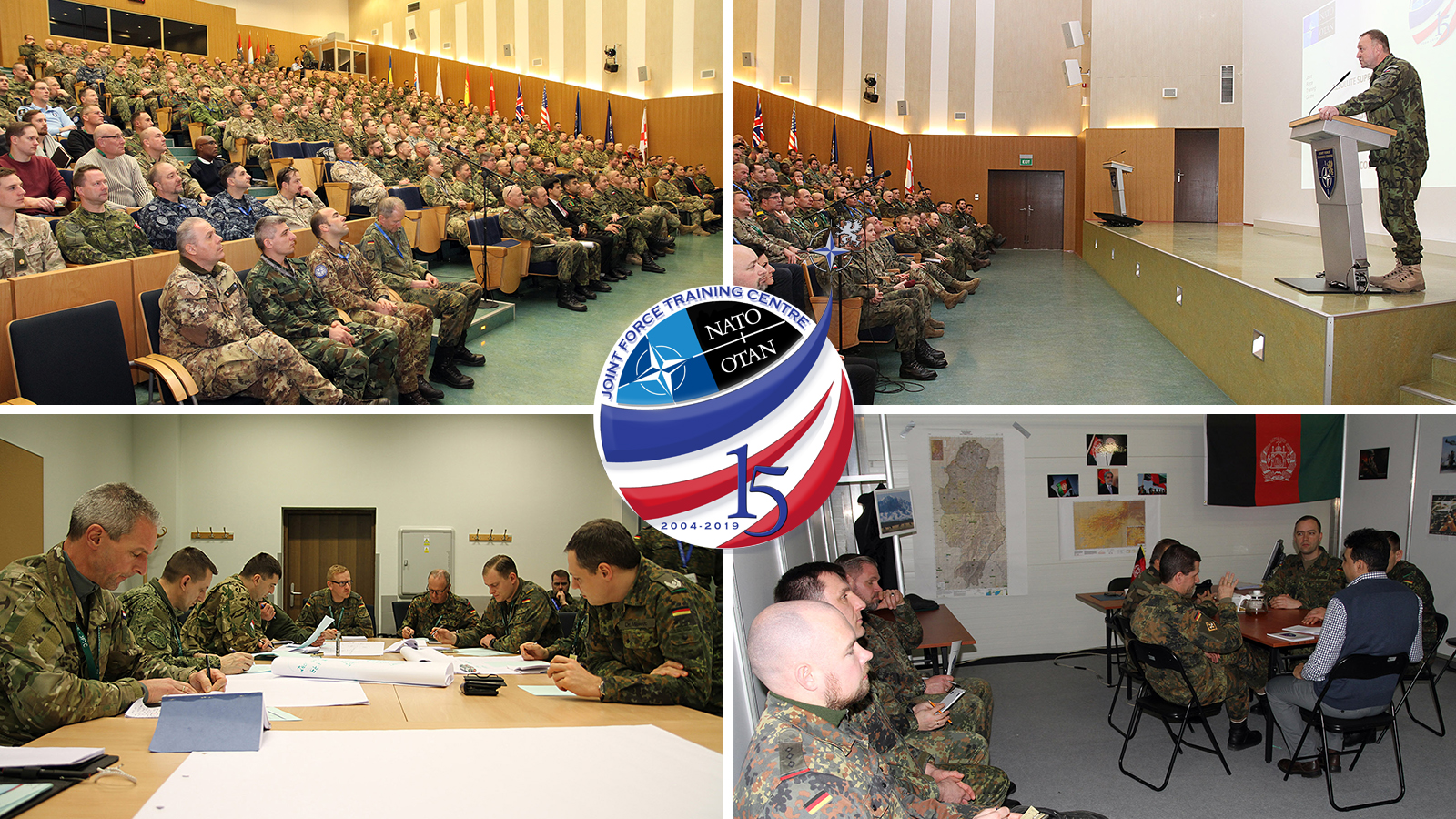 2019 pre-deployment training launched at JFTC