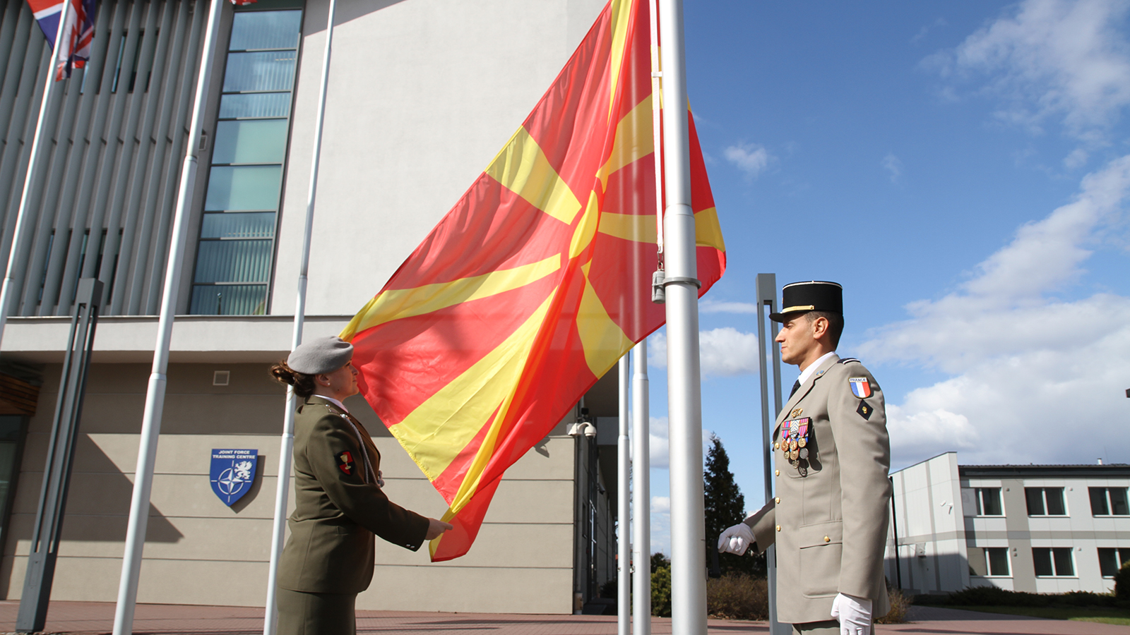 NATO Welcomes North Macedonia as Its 30th Member